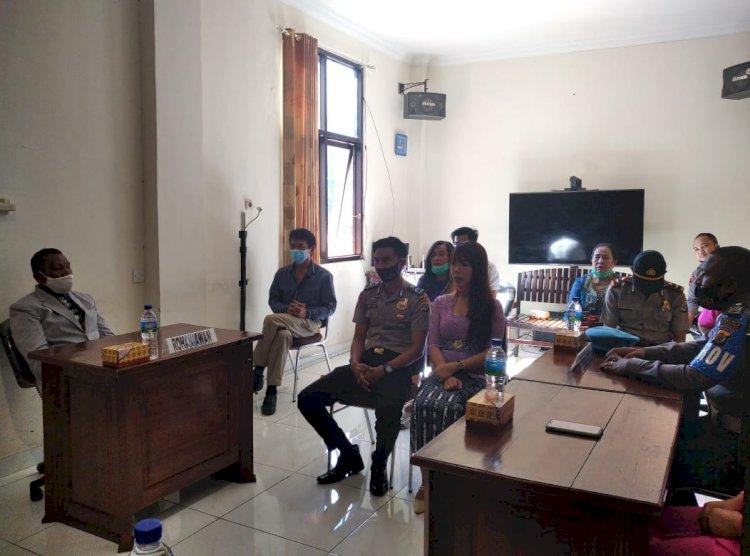 Polres Manggarai Laksanakan Sidang BP4R