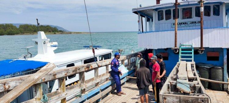 Sat Pol Air Polres Manggarai Laksanakan Patroli Perairan