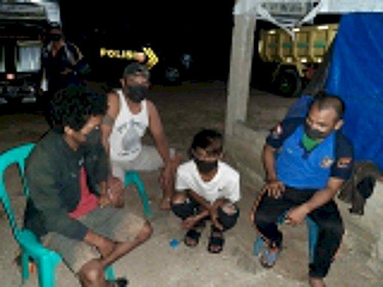 Lagi, Berkat Kerjasama Jatanras Dan Polsek Reo Berhasil Menangkap DPO Pelaku Curanmor