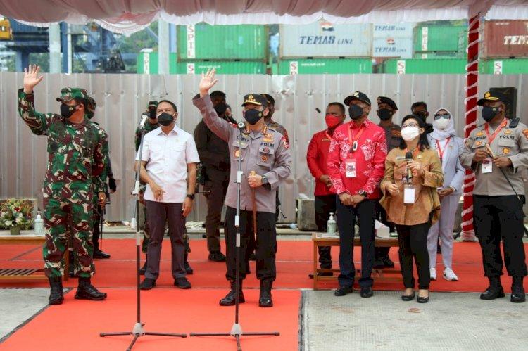 Ajak Warga Papua untuk Isolasi di Isoter, Kapolri: Fasilitas Lengkap dan Diawasi Intensif oleh Nakes