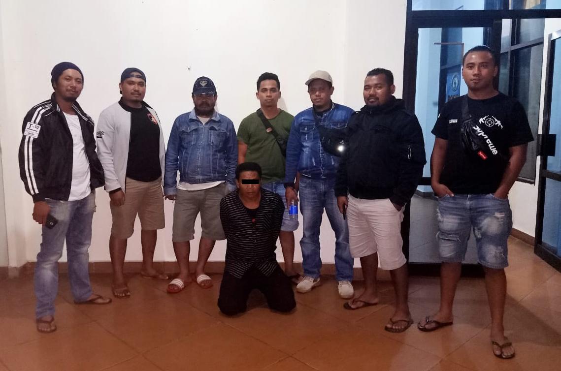 Gabungan Unit Jatanras Polres Manggarai dan Polres Mabar Berhasil Meringkus Pelaku Pencurian HP